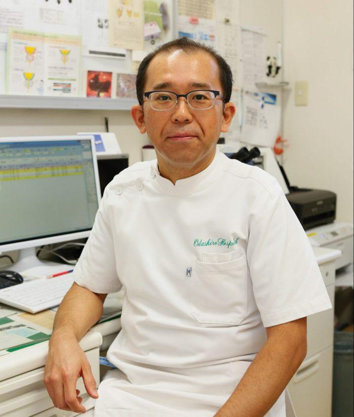 泌尿器科部長 小田代 昌幸
