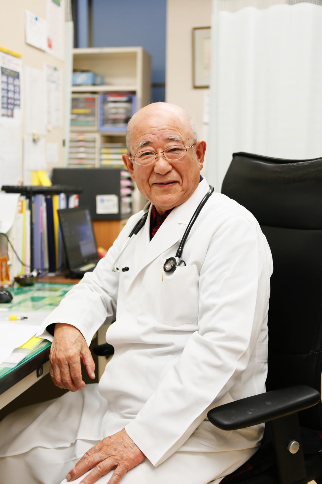 小田代病院前理事長 小田代 憲一